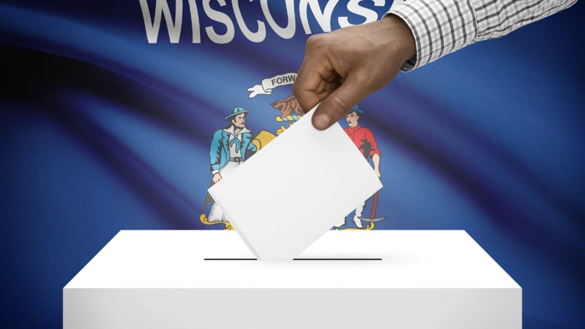 VOTE 2020 cover image
