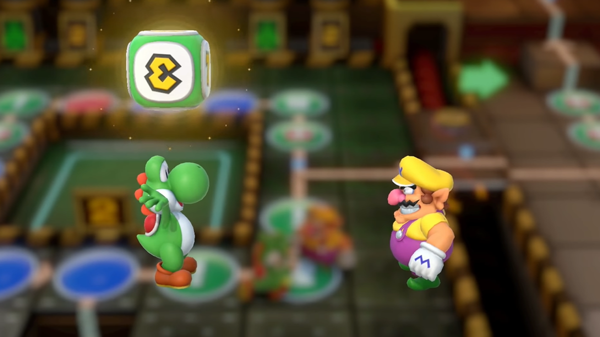 Someone Did The Math On Which Dice Are The Best In Super Mario Party