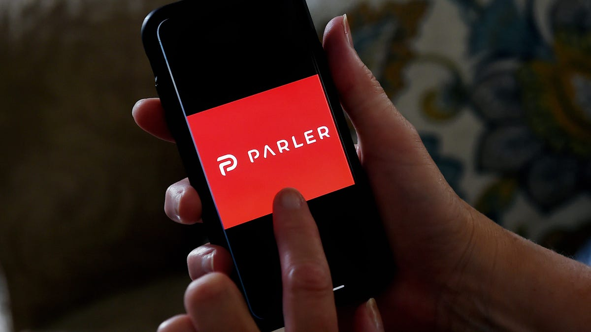Parler CEO John Matze Says He's Been Canned by the Company's Board
