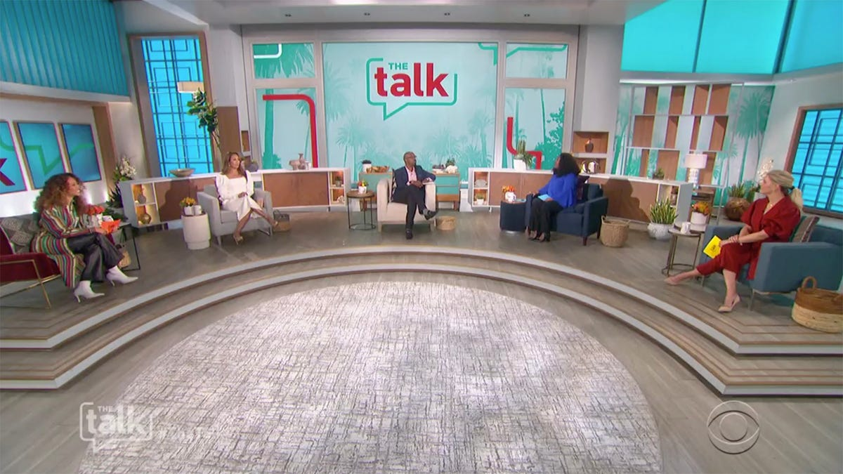 The Talk Holds a Very Special Episode to Heal from Sharon Osbourne