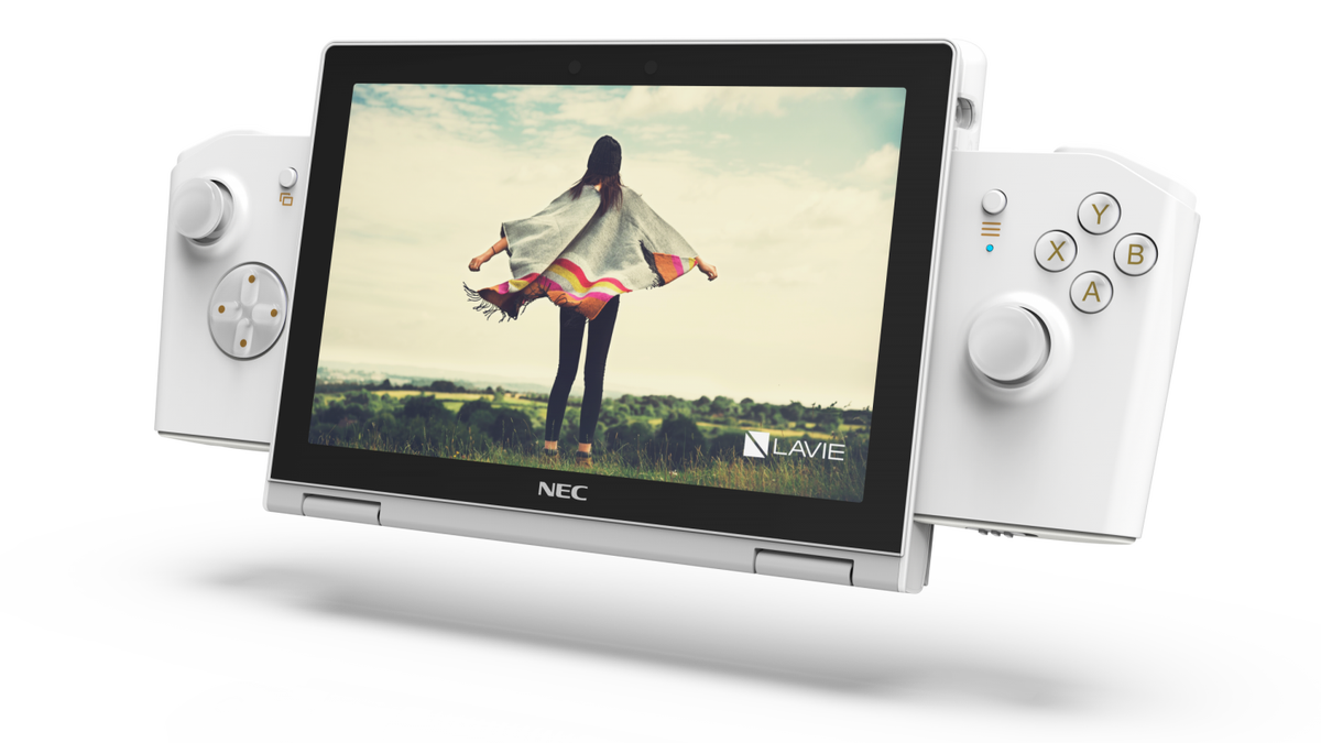 Tech Company Imagines The Nintendo Switch As A Fully Functioning PC