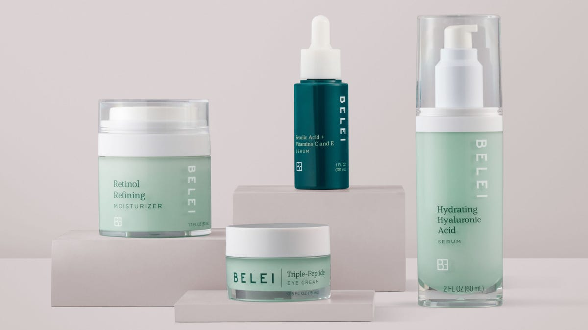 Amazon Makes Its First Foray Into Skincare With the Launch of Its Newest Brand, Belei