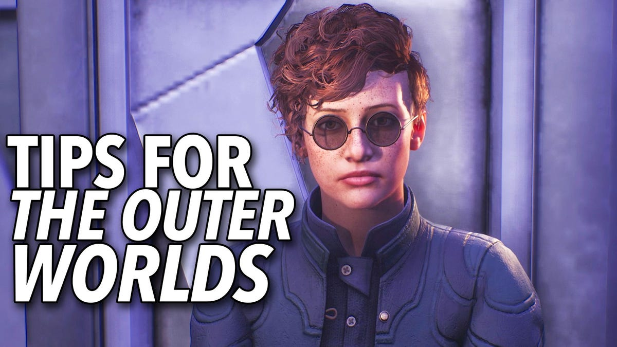 Tips For Playing The Outer Worlds