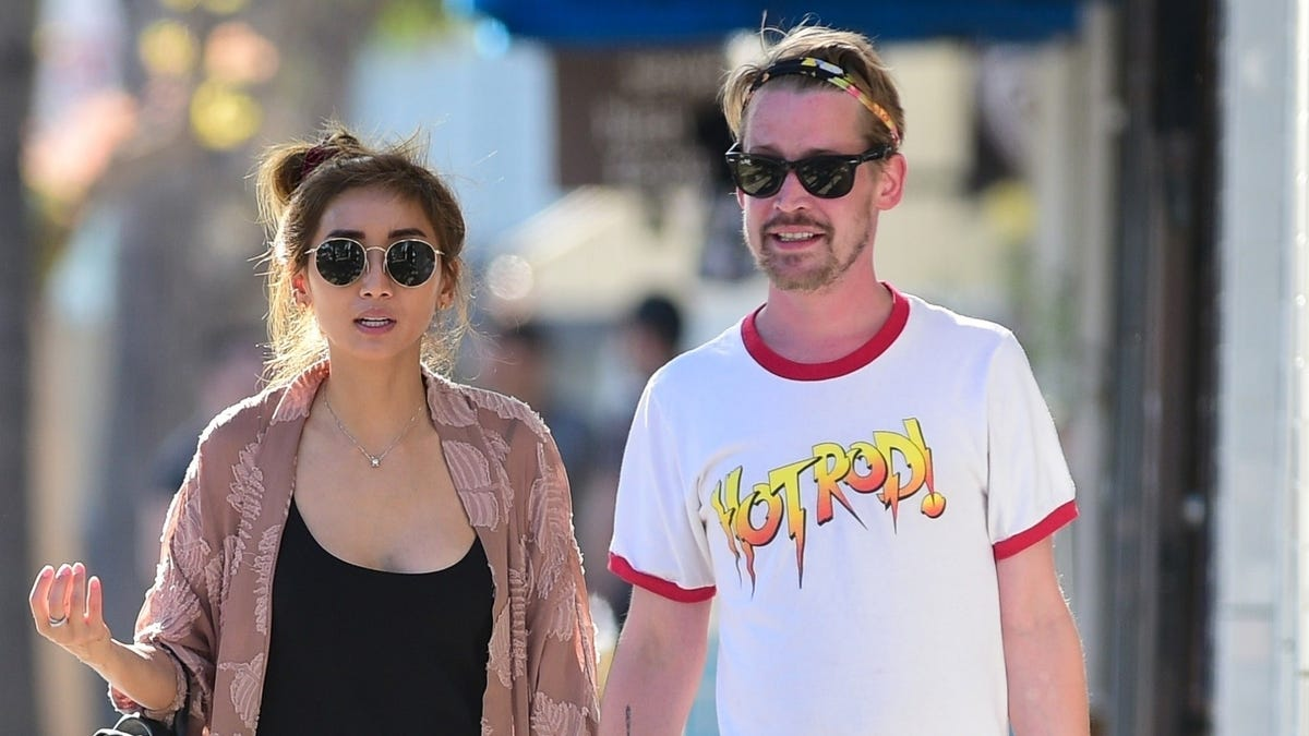 I Literally Did Not Know Brenda Song and Macaulay Culkin Were Together Or Having a Baby