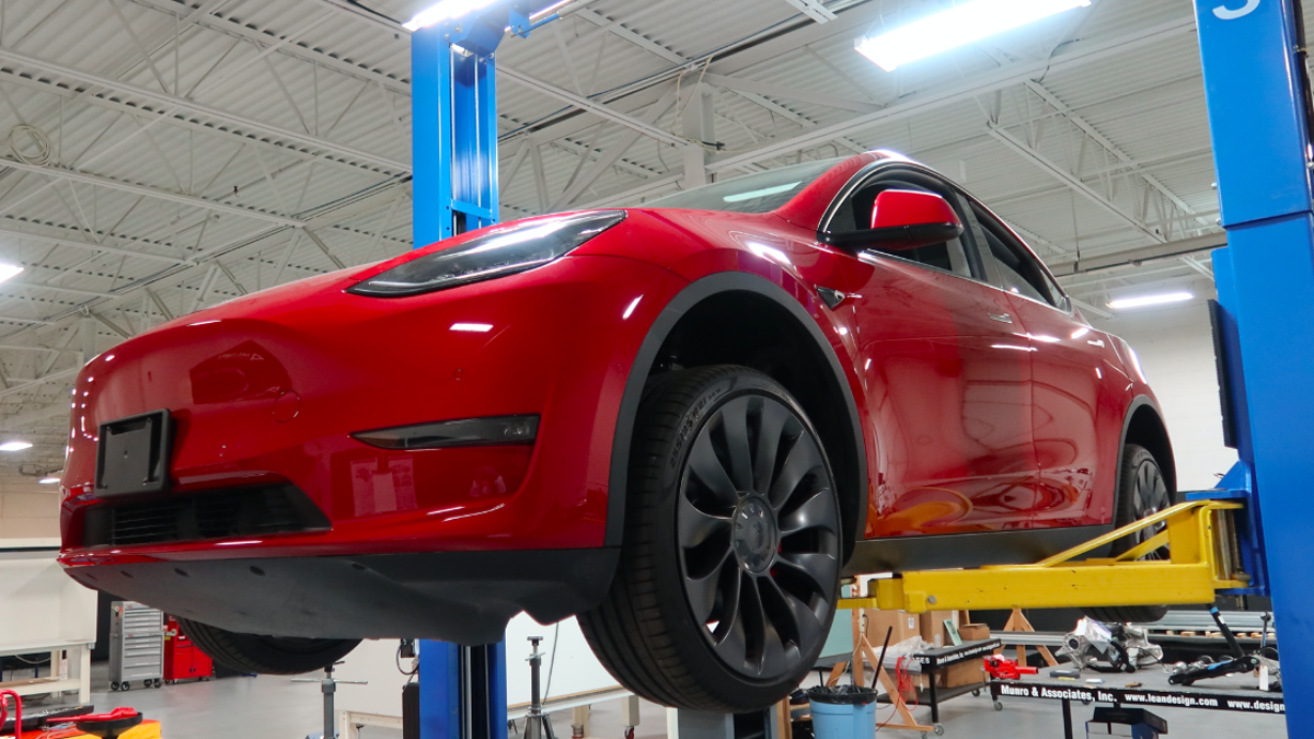Tesla Model Y Deep Dive Reveals A Much Better Engineered Car Than The Model 3