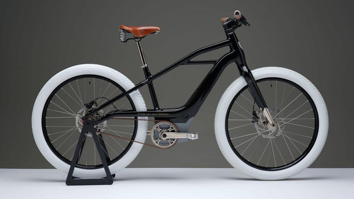 Harley-Davidson's New Serial 1 E-Bike Looks Amazing