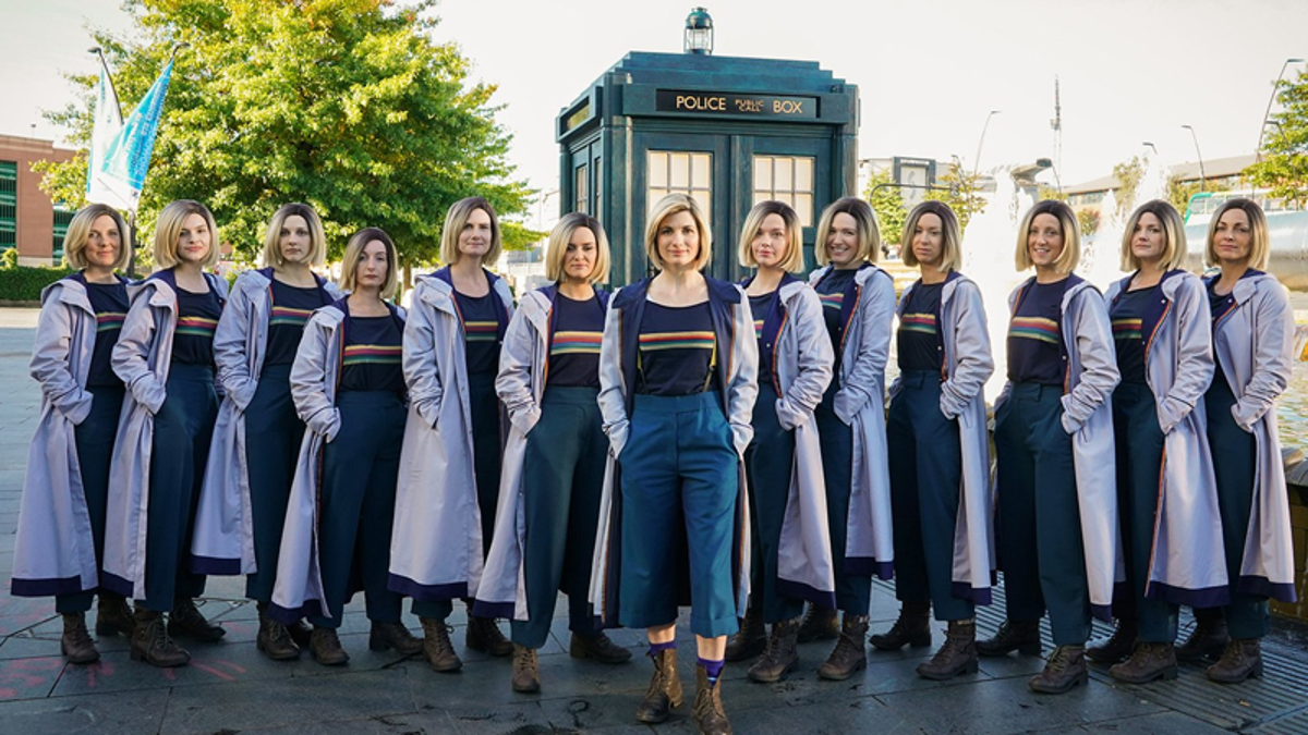 The Doctor, and Her Doctors