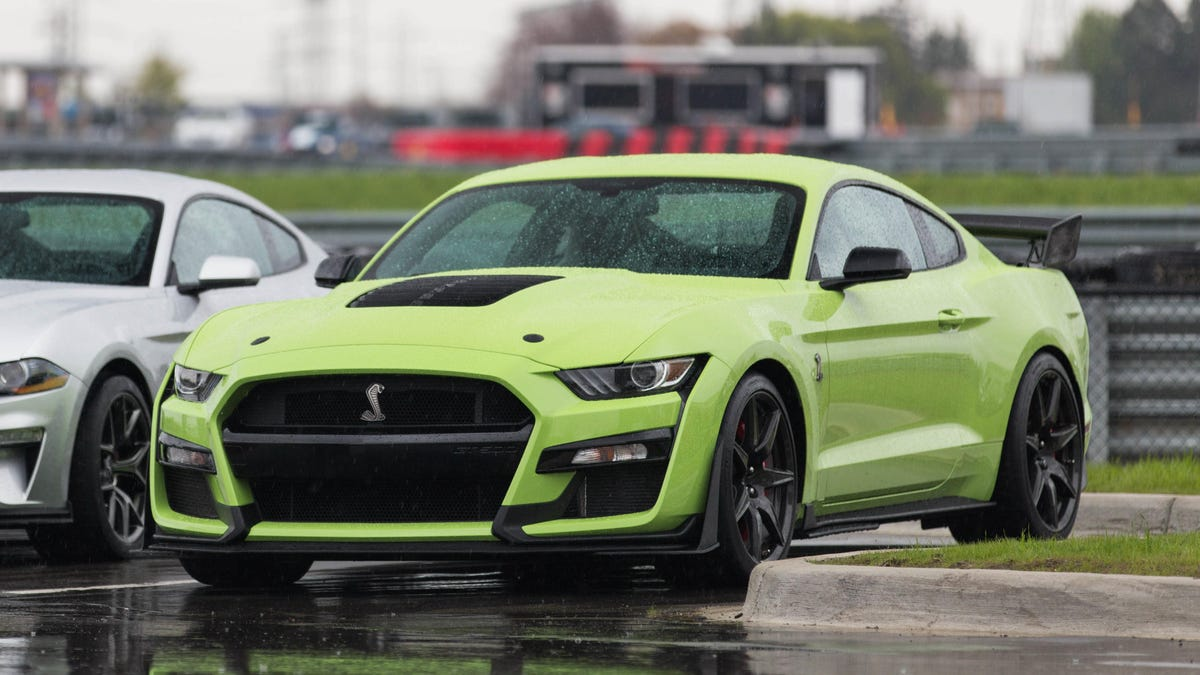The 2020 Ford Mustang Shelby Gt500 Has An Earth Shattering ...