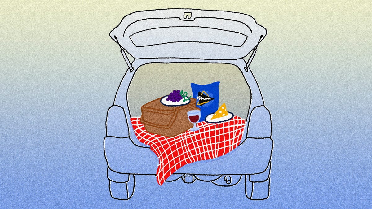 Perhaps a picnic will soothe your pandemic-addled soul