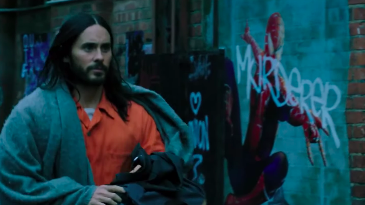 The Spider-Verse Connections in Morbius Are Confusing as Hell
