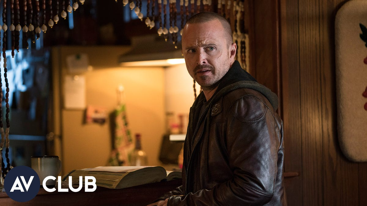 Aaron Paul on finding real closure for Jesse Pinkman in El Camino
