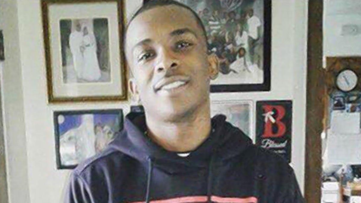 California Police Shoot and Kill Unarmed Black Man in His Own Backyard