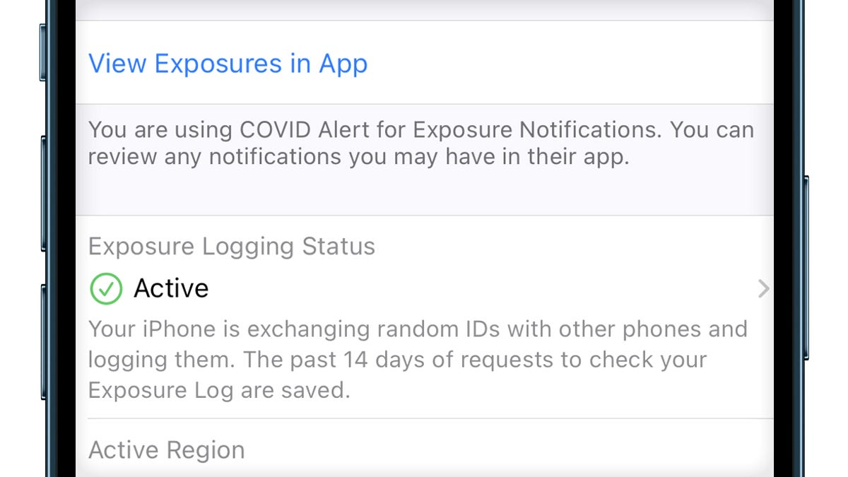 If You Recently Upgraded Your iPhone, Make Sure Your Covid-19 Contact Tracing Is Still Active
