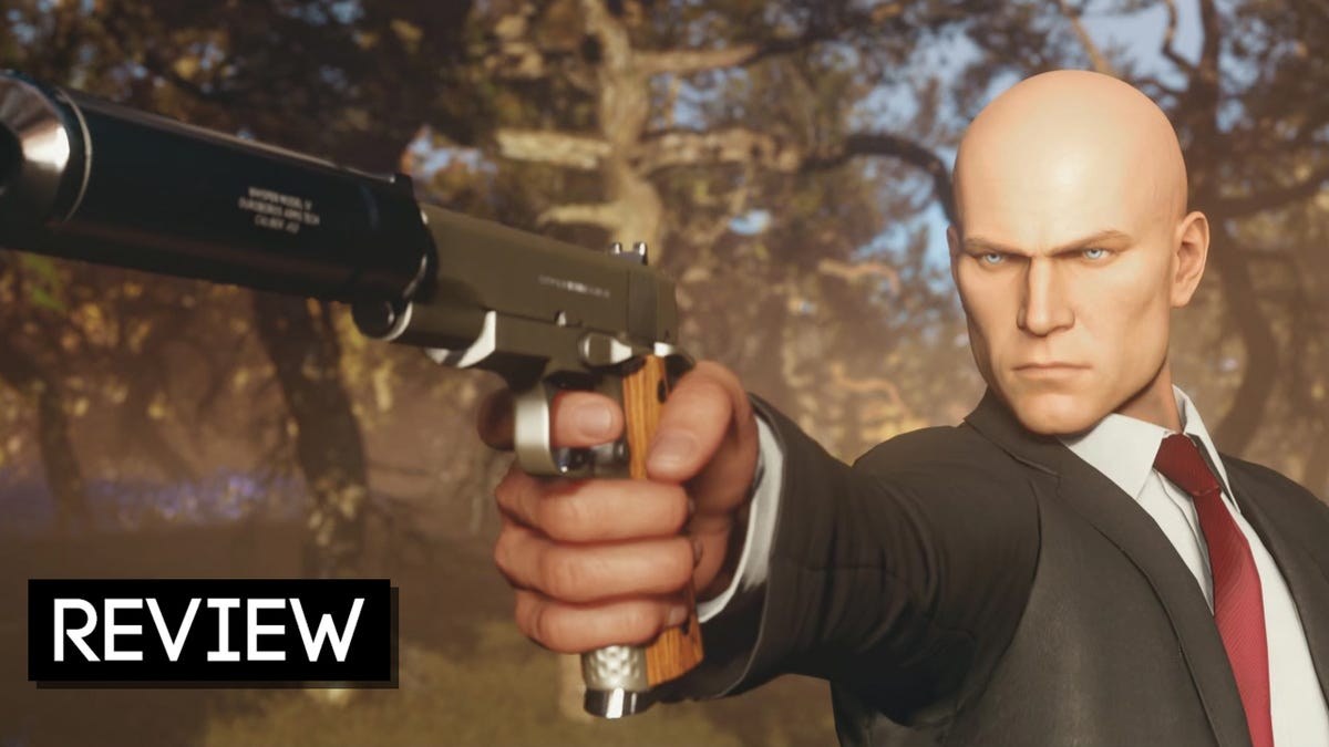 Hitman 3: The Kotaku Review