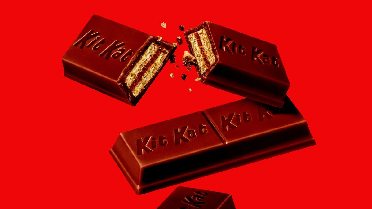 New Kit Kat Thins take a little off the top