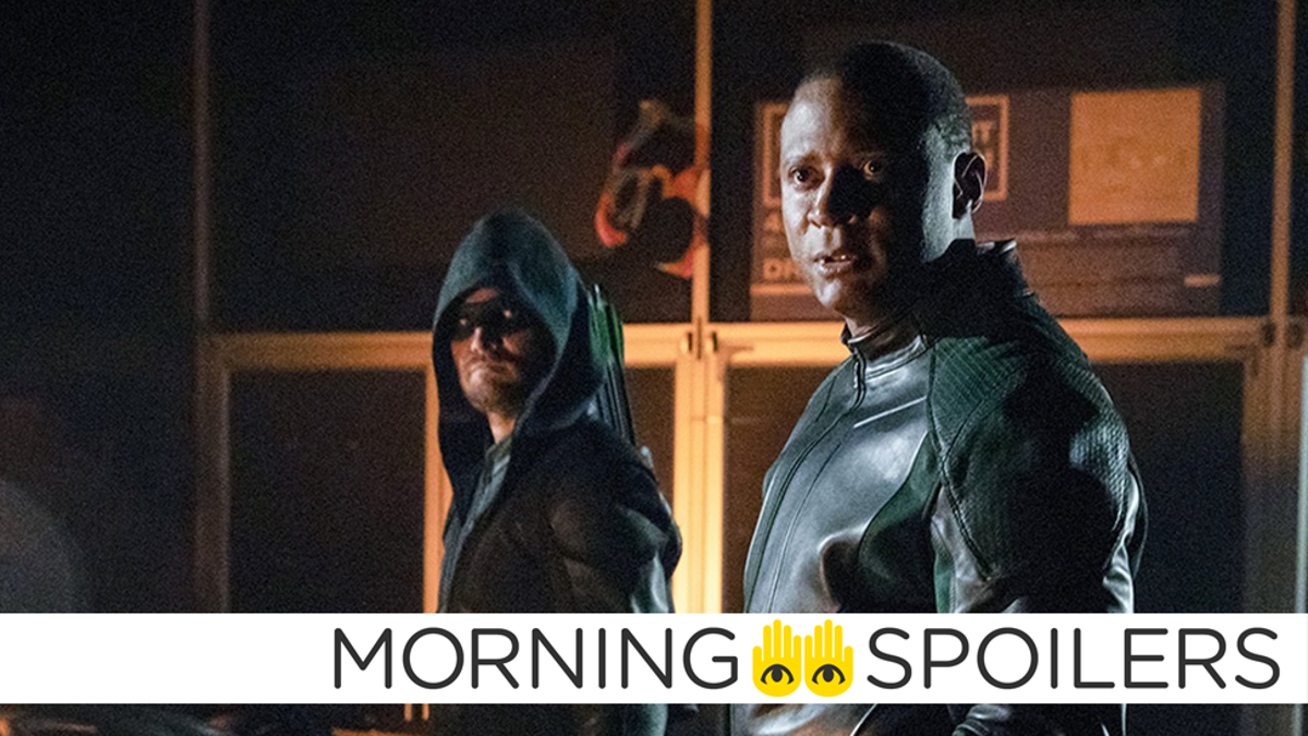 David Ramsey Teases Some Fan-Favorite Diggle Theories for Arrow's Series Finale