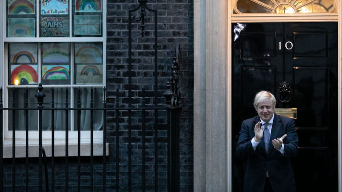 UK Prime Minister Boris Johnson Reveals That Doctors Were Prepared to Announce His Death From Covid-19