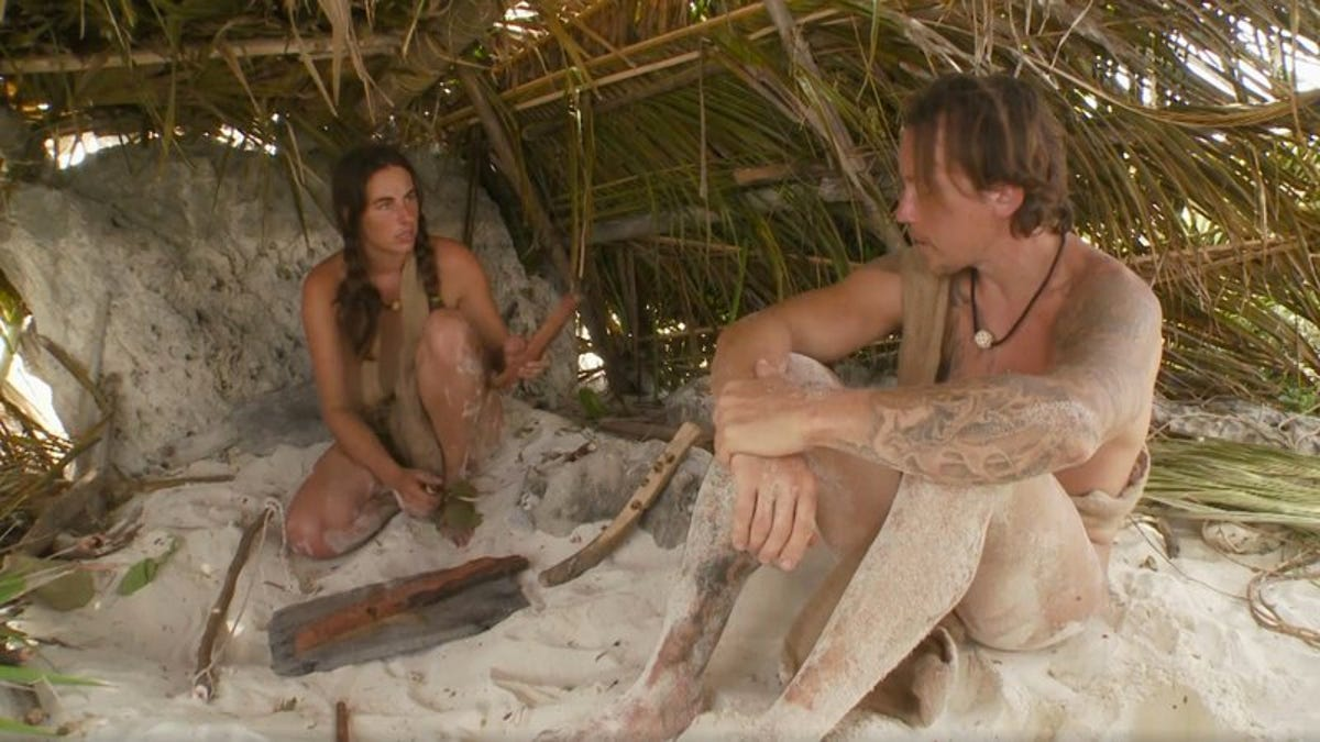 Allison Naked And Afraid naked and afraid drops trou for a third season