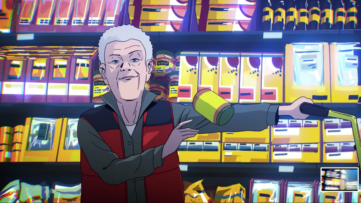 A Canadian grocery store has a hit anime commercial on their hands