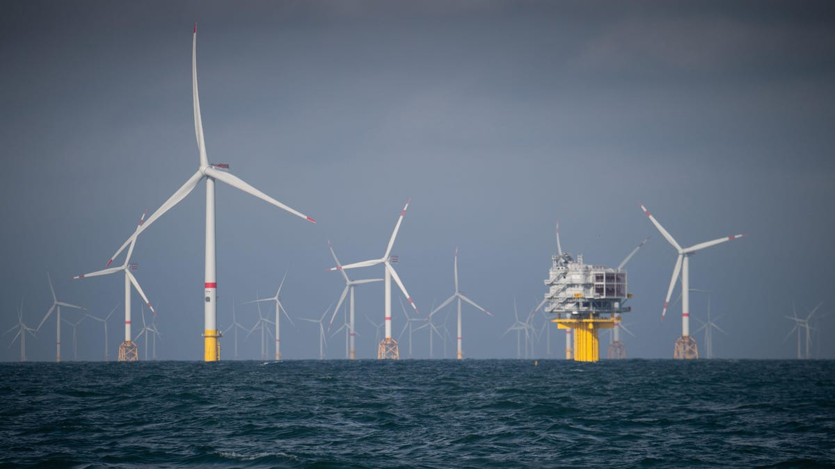 Ohio Approved the Country's First Freshwater Offshore Wind Farm