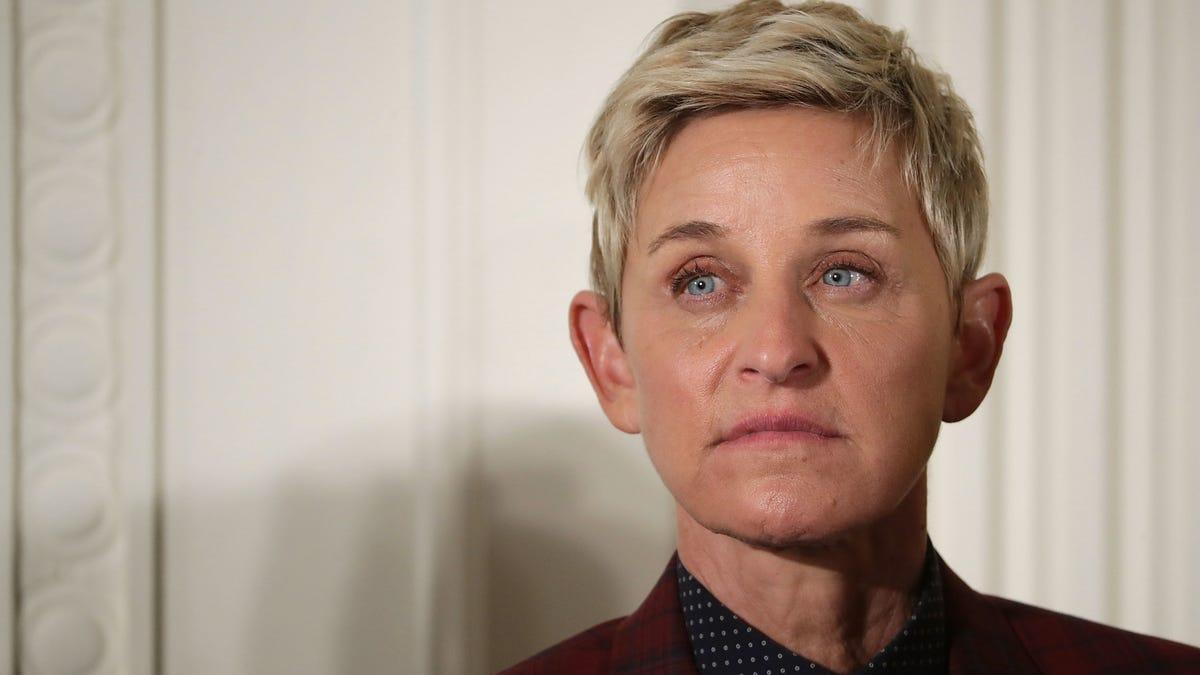 Just Some Photos of Ellen DeGeneres