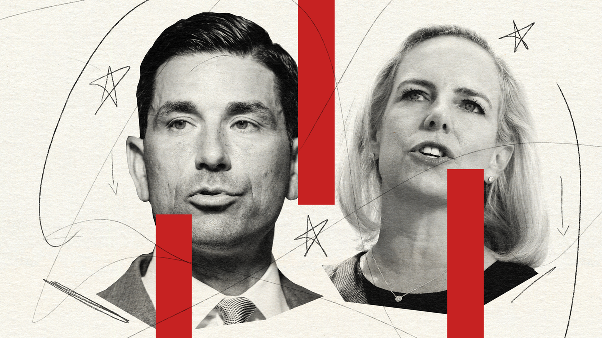 DHS Leaders Kirstjen Nielsen and Chad Wolf Should Never Shake the Stain of Caging Children