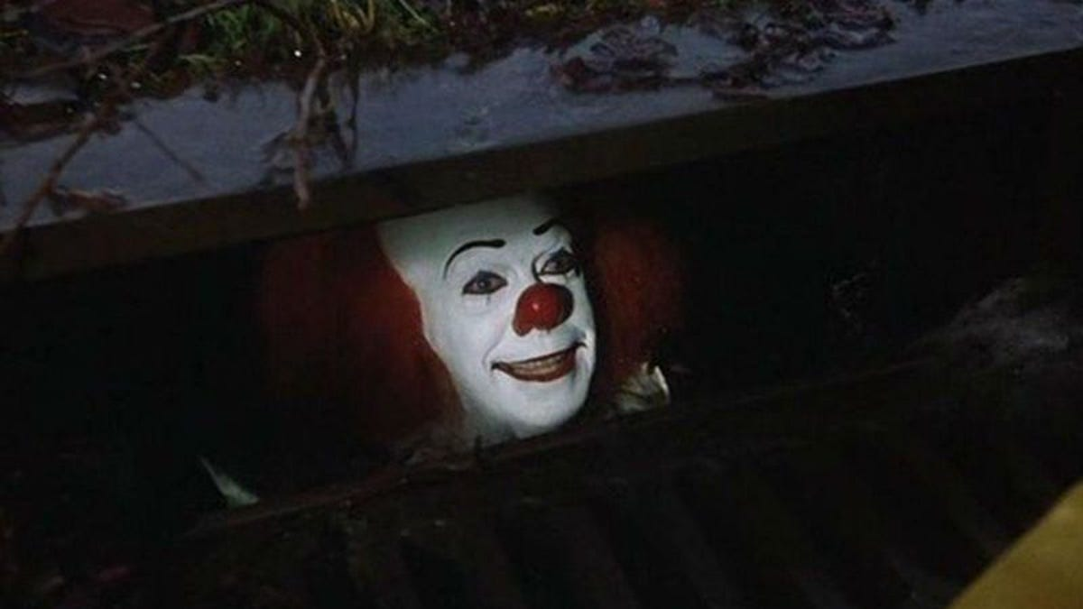 Get Involved, Internet: Help fund a documentary on It and the legacy of creepy clowns