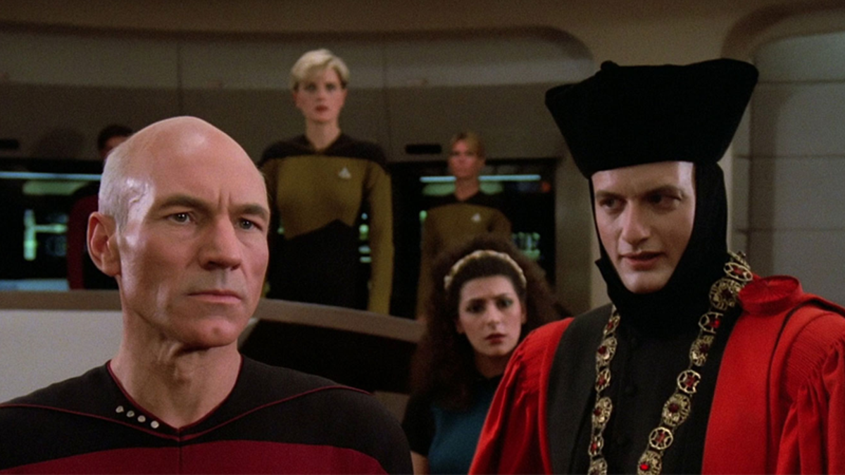 The A to Z of Star Trek's Q
