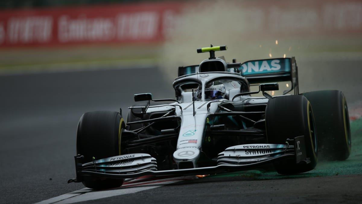 Japanese Grand Prix Qualifying Delayed Until Sunday Morning, May Still Be Canceled