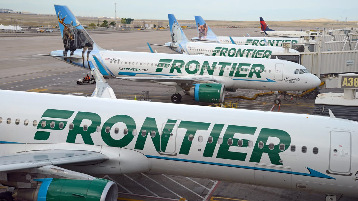 Buy One-Way Frontier Airlines Tickets As Low As $20 Today