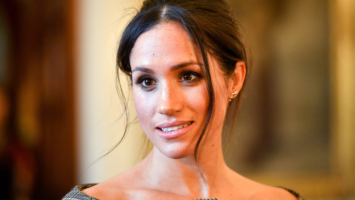 Was Meghan Markle the 'Most Trolled' Person of 2019?