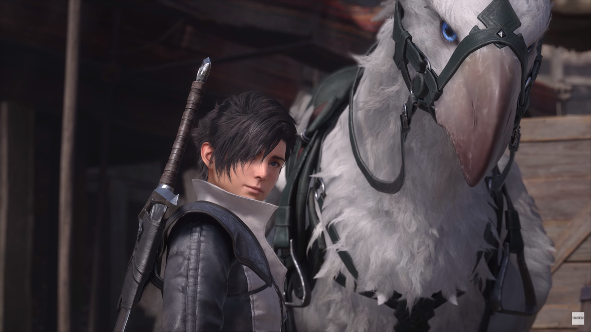 Final Fantasy XVI's Trailer Looks Like A Mix Of IX And XII (And That's Great!)