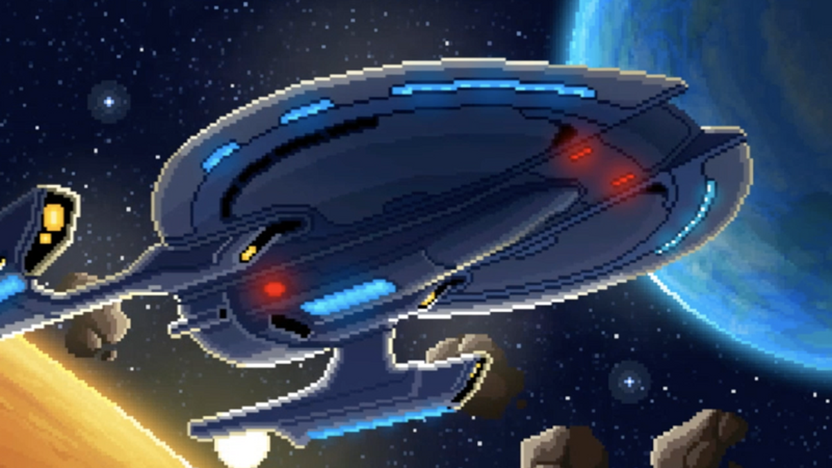 Star Trek's New Browser Game Will Let You Fail the Kobayashi Maru as Many Times as You Want
