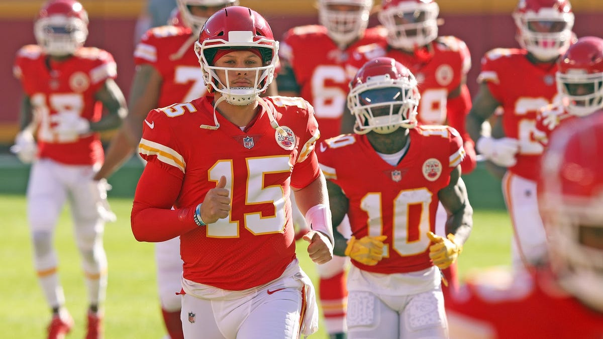 Stop the Patrick Mahomes shoo-in talk for MVP - he's come up empty the last two seasons