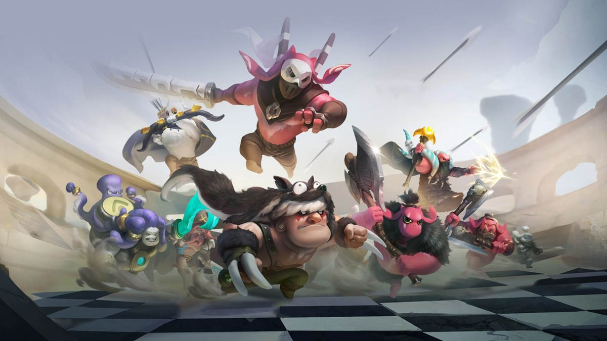 Auto Chess Is Getting a MOBA, Continuing the Eternal Cycle - Kotaku