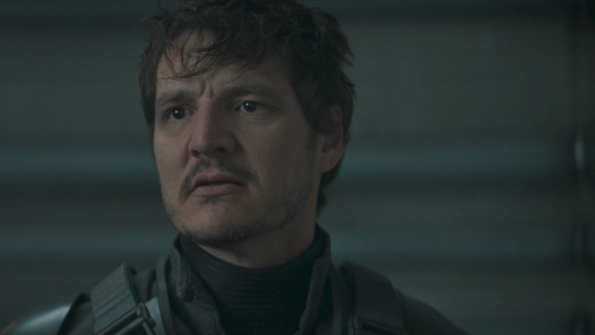 The Mandalorian's Pedro Pascal Doesn't Want to Take His Helmet Off