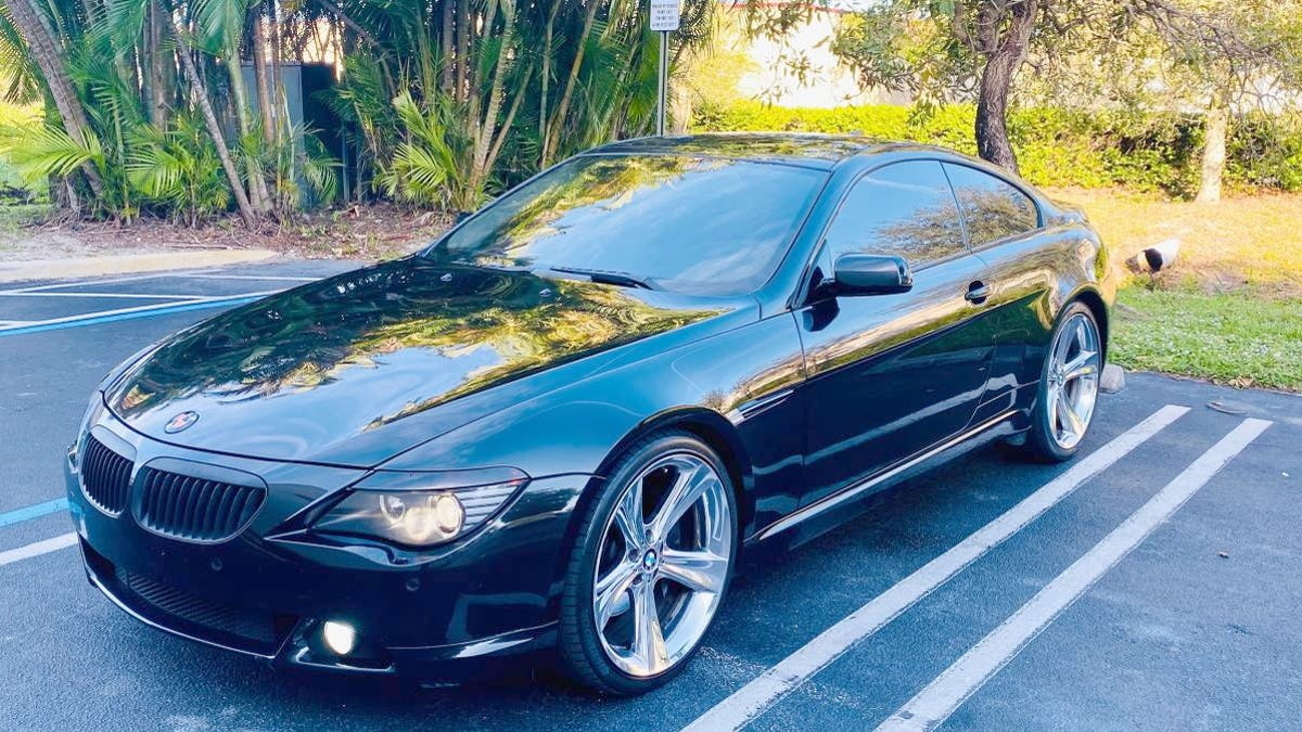 At $6,900, Is This Manual-Equipped 2006 BMW 650i Automatically A Good Deal?
