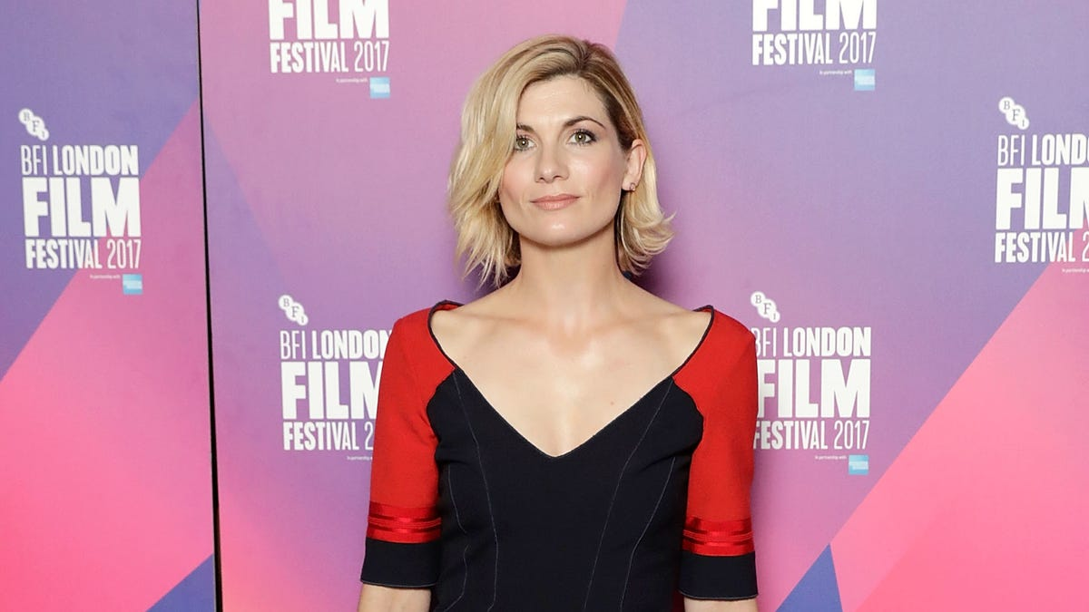 Doctor Who gets some new friends, including a male companion