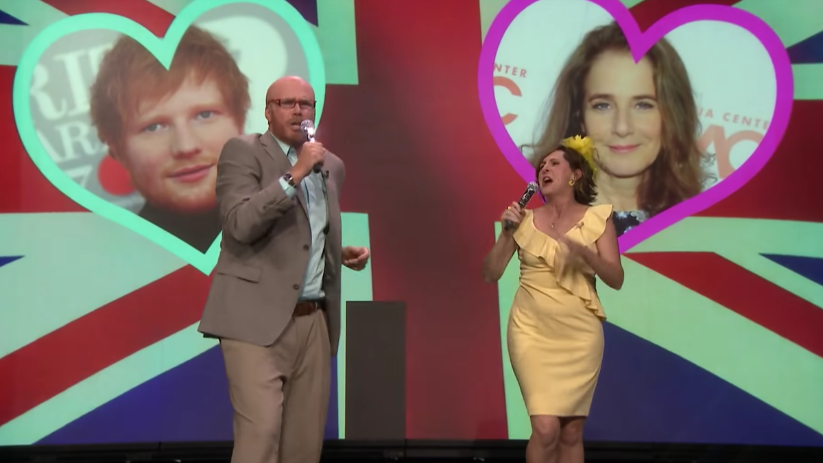 Will Ferrell And Molly Shannon Are Really Excited To Ruin The