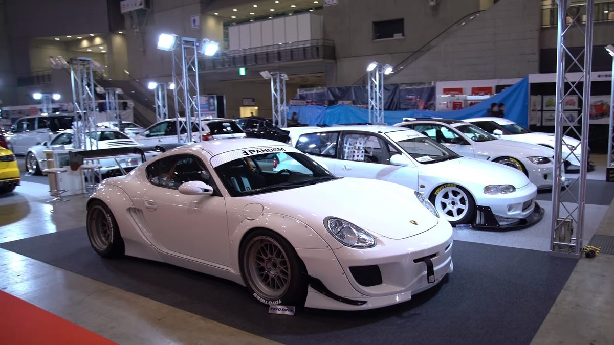 Check Out All Of This Awesome Stuff From The Tokyo Auto Salon