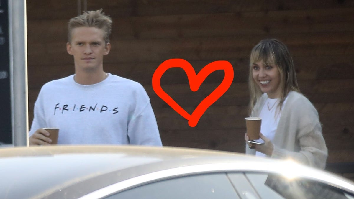 A Petit Theory About Brand-New Couple Miley Cyrus and Cody Simpson