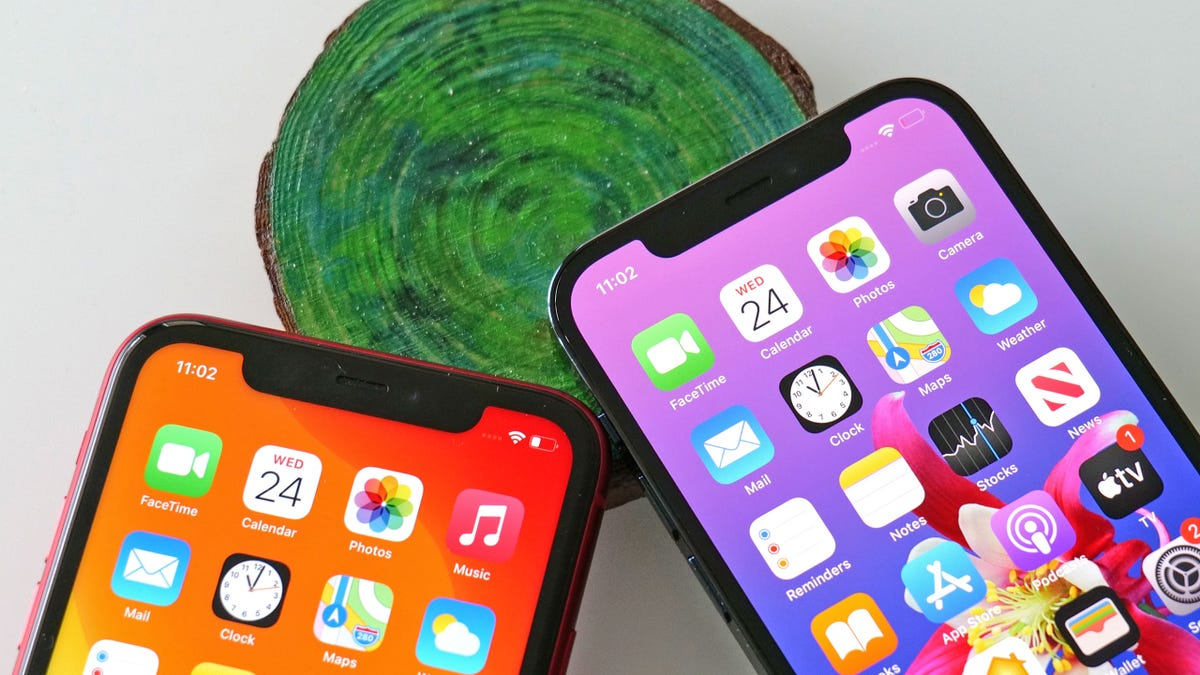 The Notch Isn't Going Away, But it Might Be Smaller on the iPhone 13