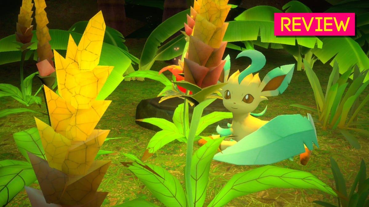 New Pokémon Snap: The Kotaku Review