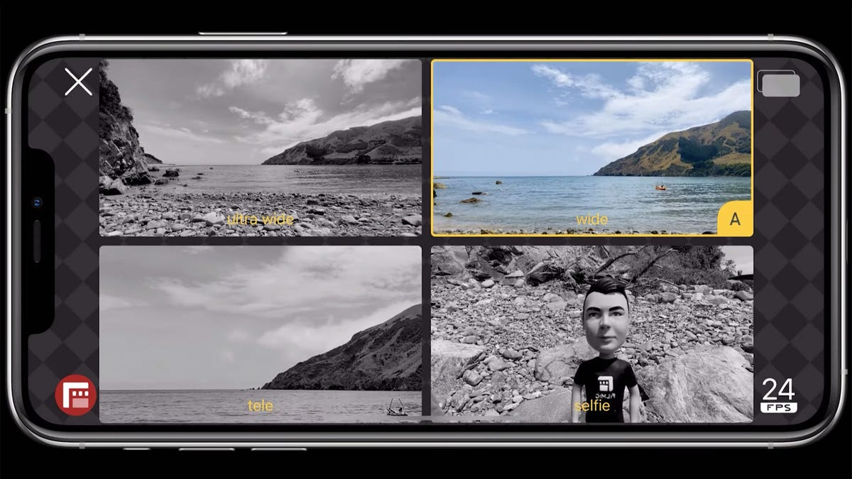 iPhone Users Can Now Shoot Simultaneously With Both Cameras, Android Users Chuckle Politely