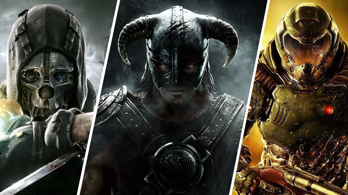 These Are the Bethesda Franchises You Can Still Play on PS4—For Now