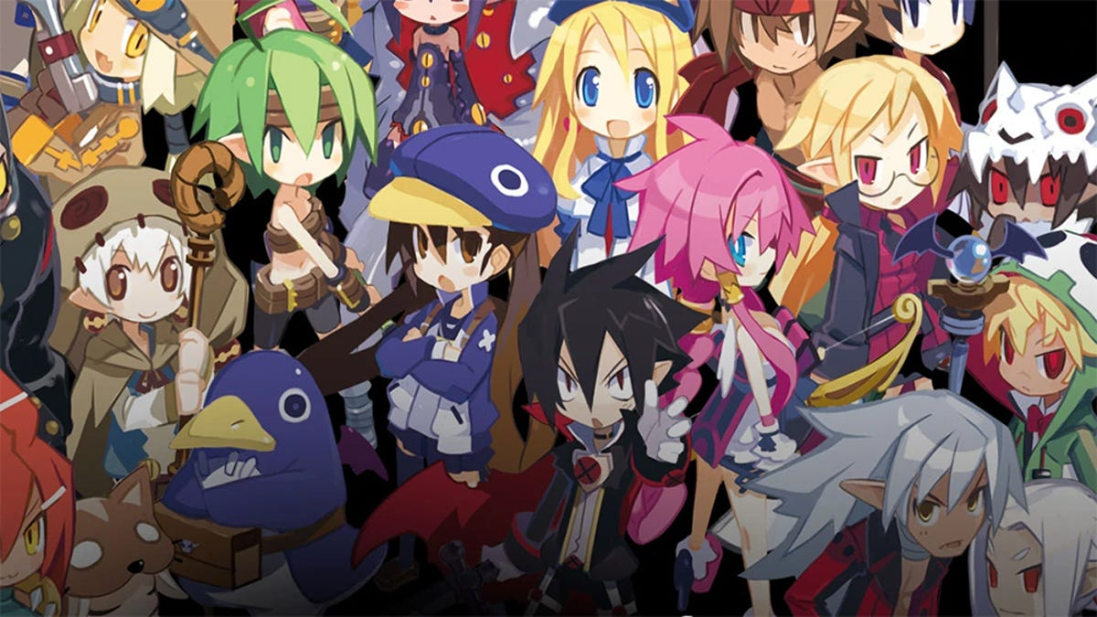Disgaea 4 Might Not Be The Best Disgaea, But It's My Favorite