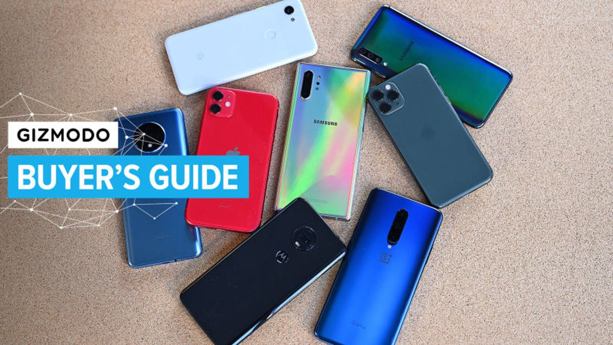 The Best Phones You Can Buy Right Now