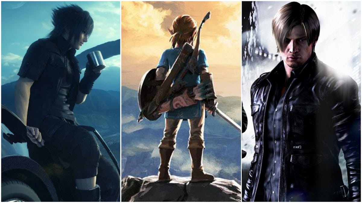 Poll: People In Japan Reveal Which Famous Game Franchises They Haven't Played