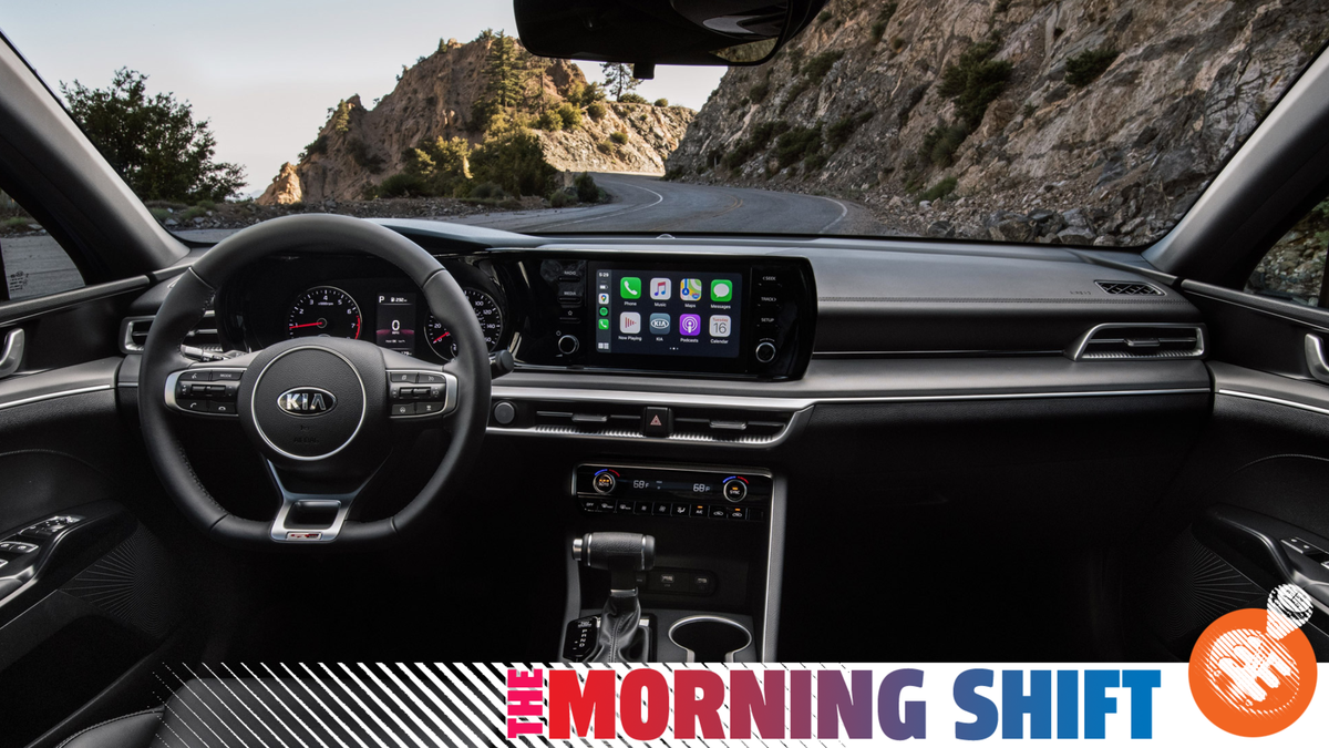 Kia And Apple Are Getting More Serious: Report