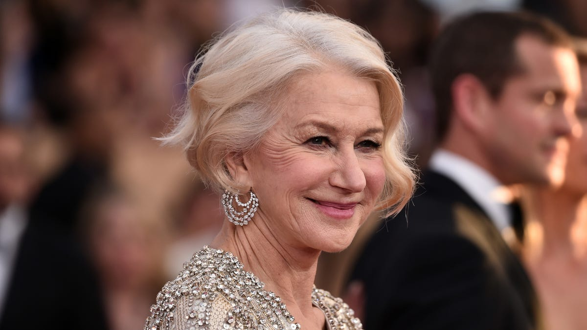Helen Mirren: Dame, Queen, Video Gamer?